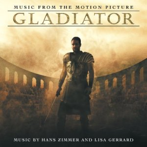 Gladiator OST COVER