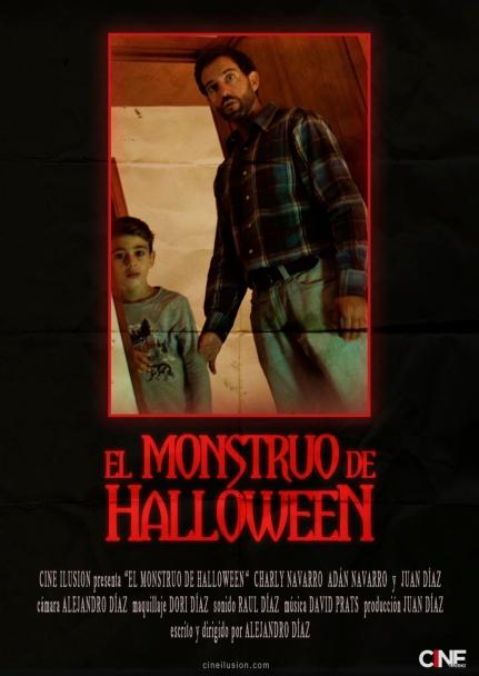 Distribución El Monstruo de Halloween